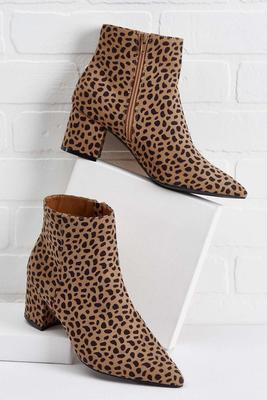 cheetah to win booties