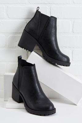 classic lug sole boot