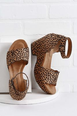 cheetahlicious notch heels