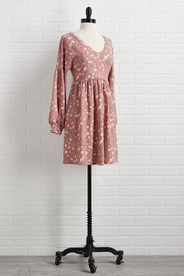 blossoming love dress