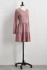 Mauve Over Dress