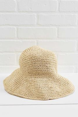 sandcastles bucket hat