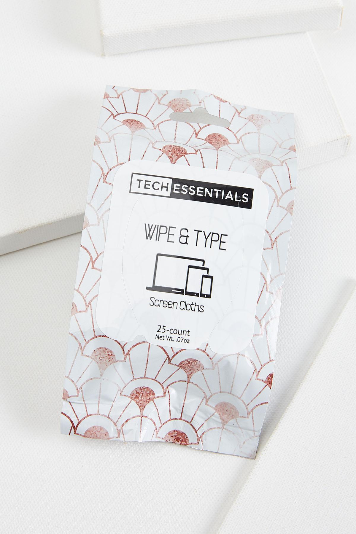 Rose Gold Tech Wipes
