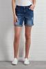 Do You Love Me Denim Shorts