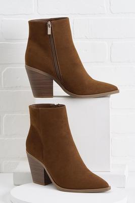 western midi boots