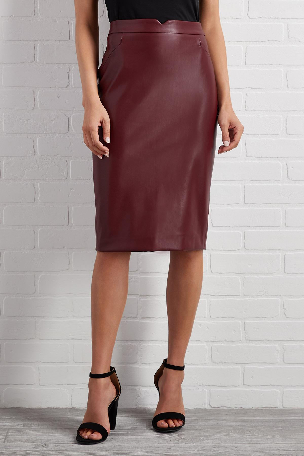Getting Down To Business Skirt