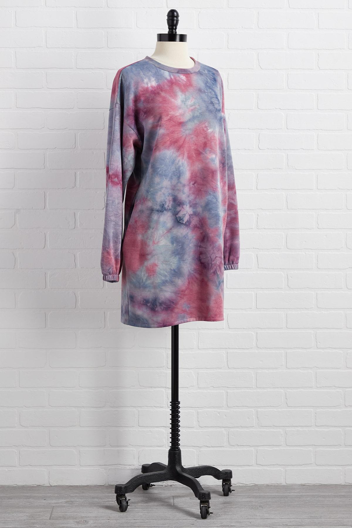 Fleece And Thank You Dress