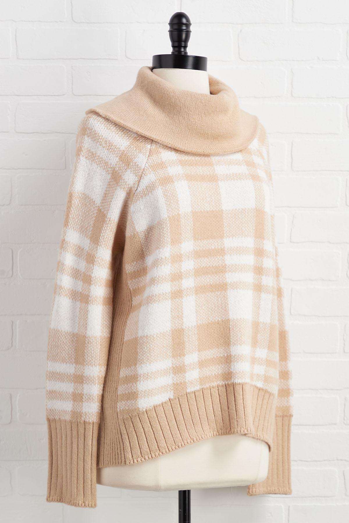 Sugar Cookie Sweater