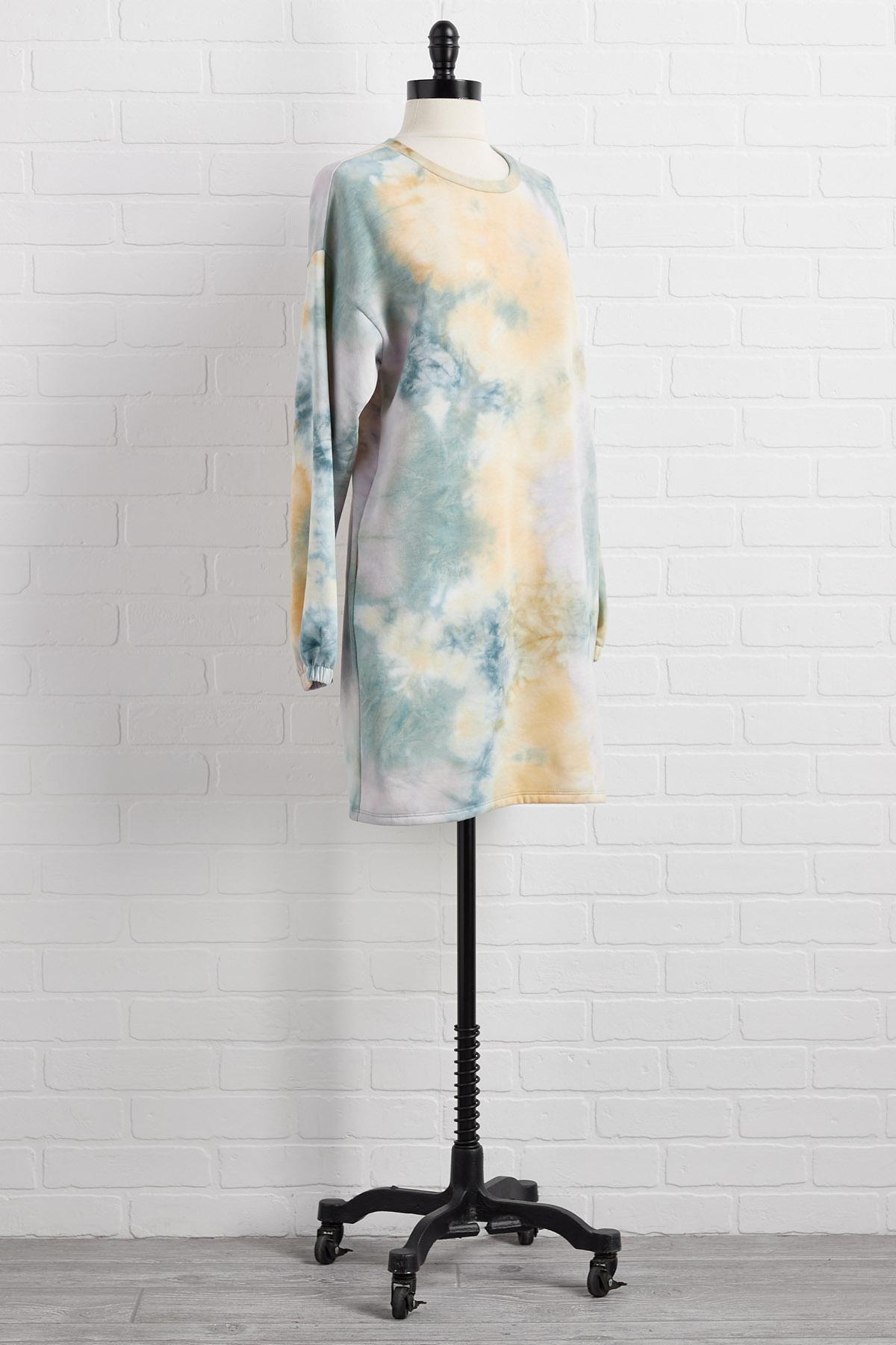 Easy To Fleece Dress