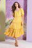 Golden Rays Dress