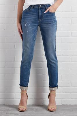 crush on hem jeans