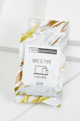 marbled tech wipes