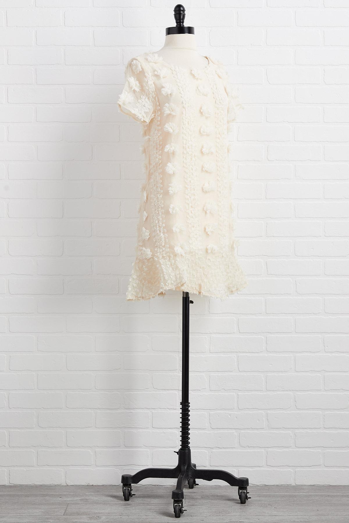 Acting Tuft Dress