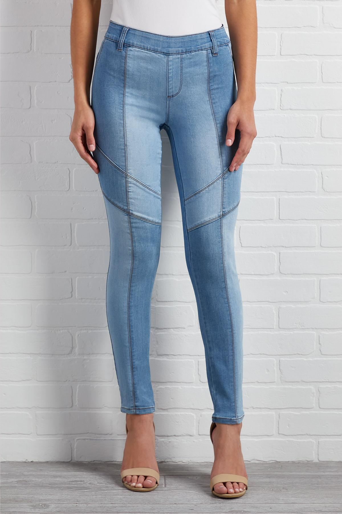 Piece And Love Jeans