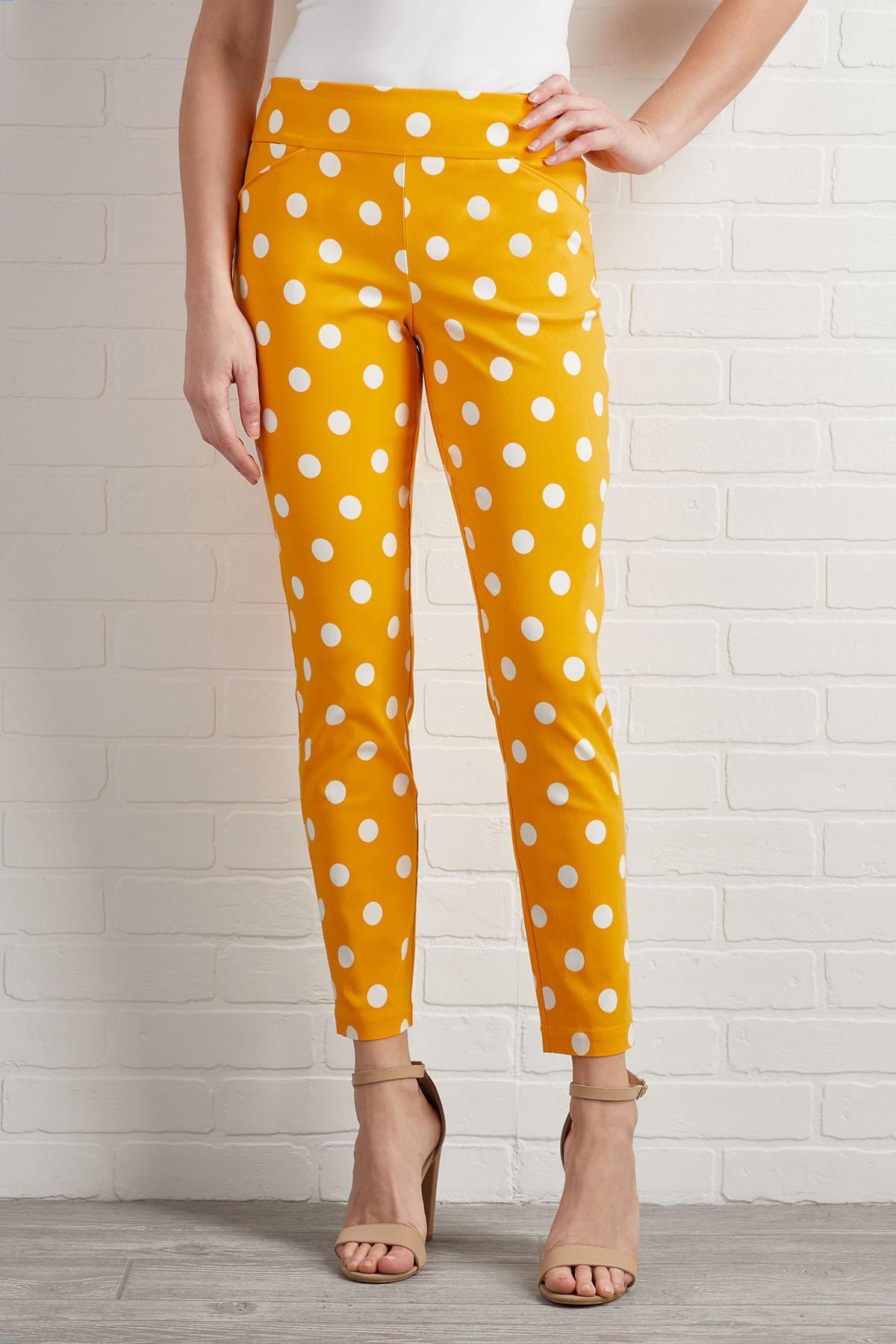 Mustard Have Pants