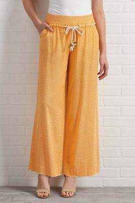 seeking sunshine pants