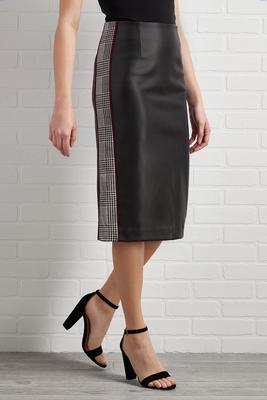grade a style skirt
