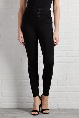 high rise to the occasion leggings