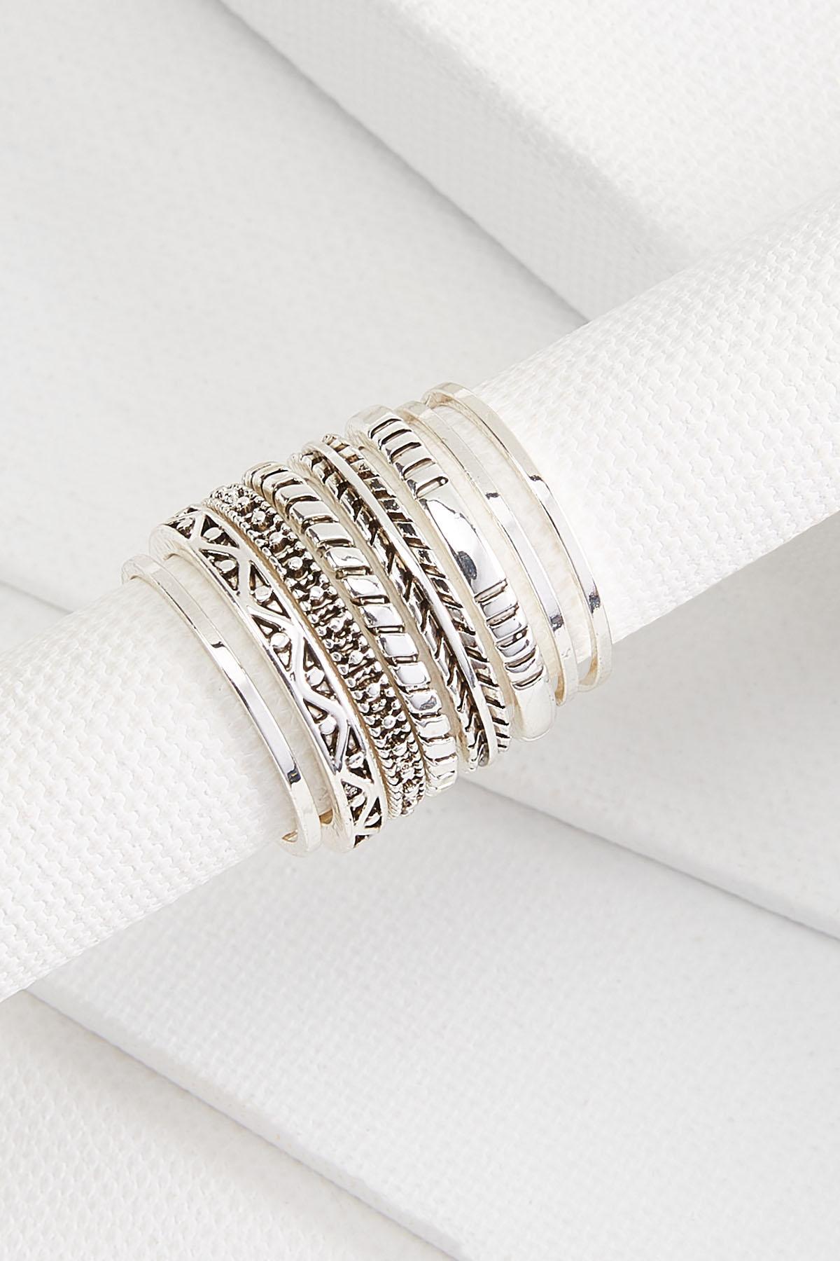 Artisan Ring Set