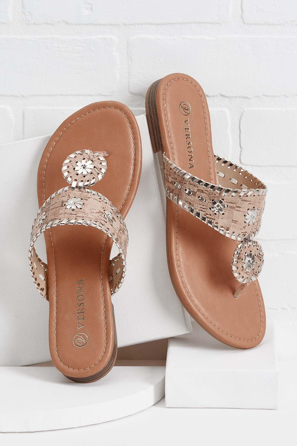 Out Of Office Sandals