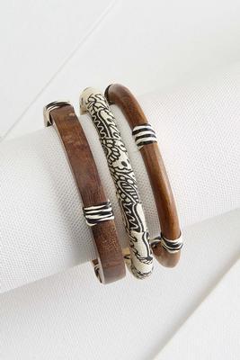 boho bangle bracelet set