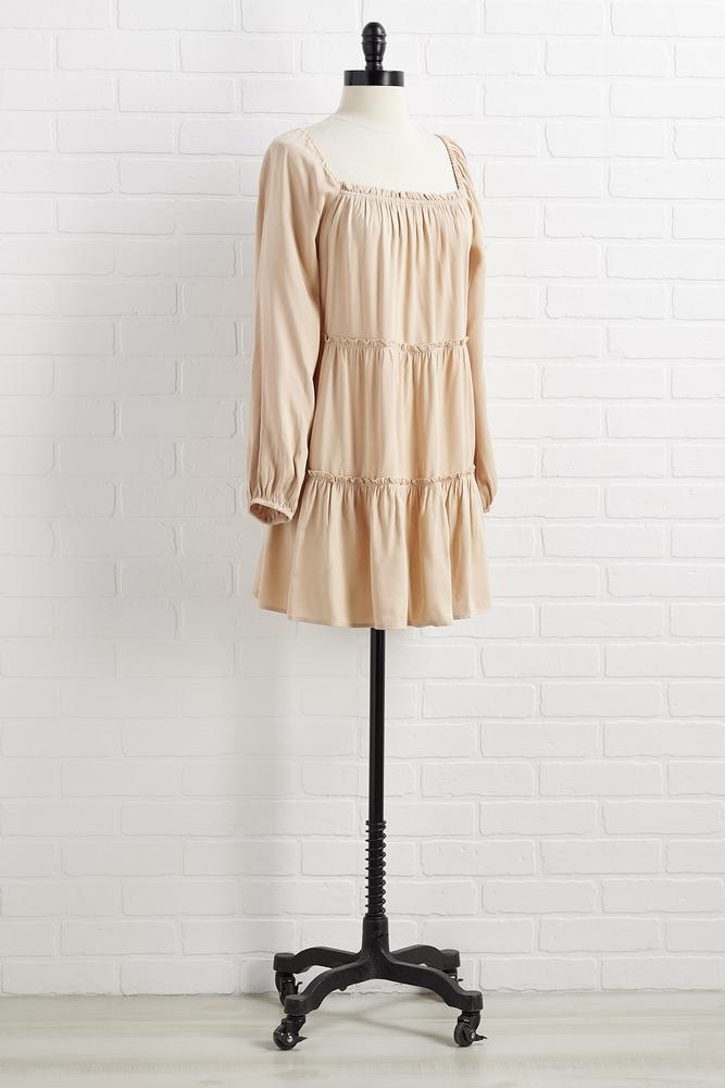 Right Tier Dress