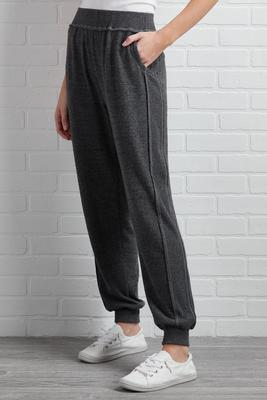 seams cozy joggers