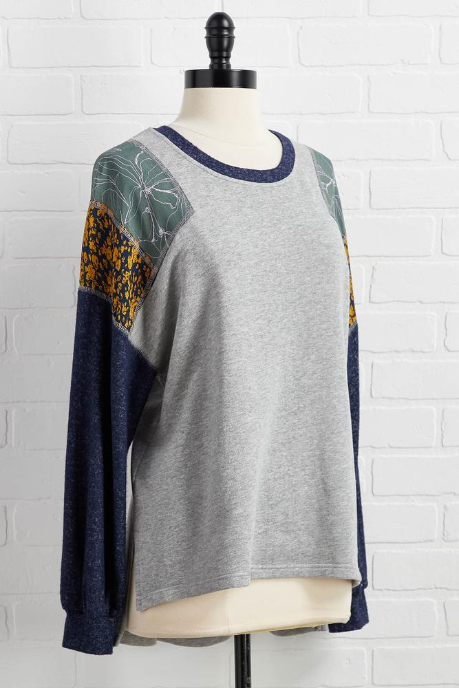 Perfect Patch Top