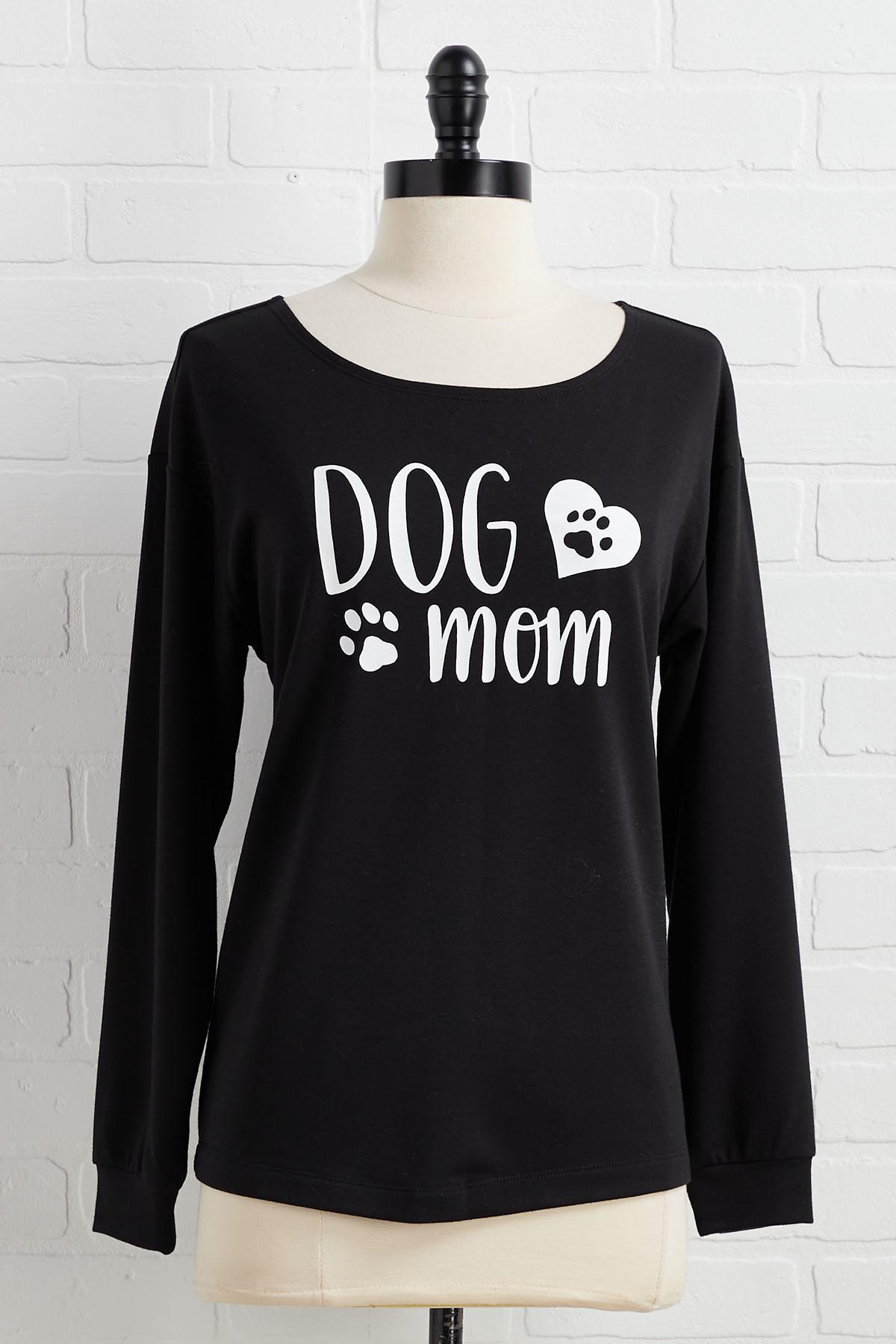 Dog Mom Top