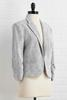 Ruched Decisions Blazer