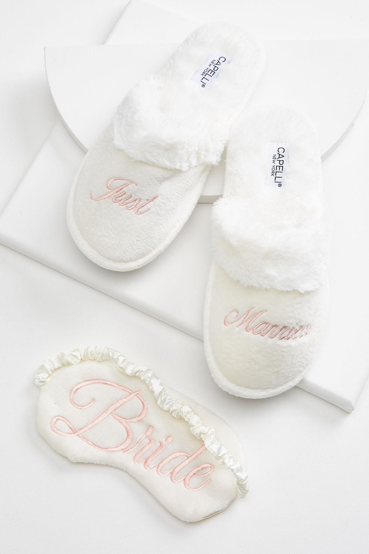 Just Married Gift Set