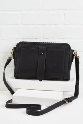 not so basic crossbody