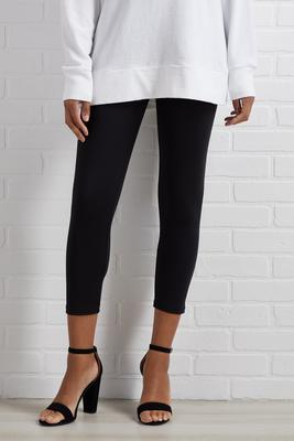 essential crop leggings