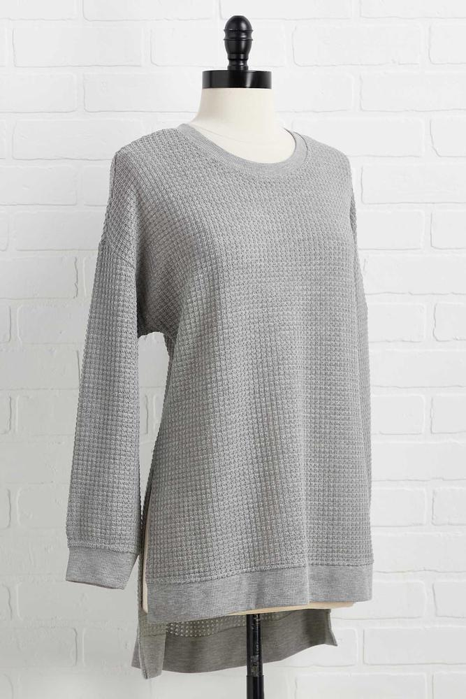Keep Knit Quick Top