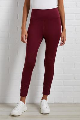 mesh with the wrong girl leggings
