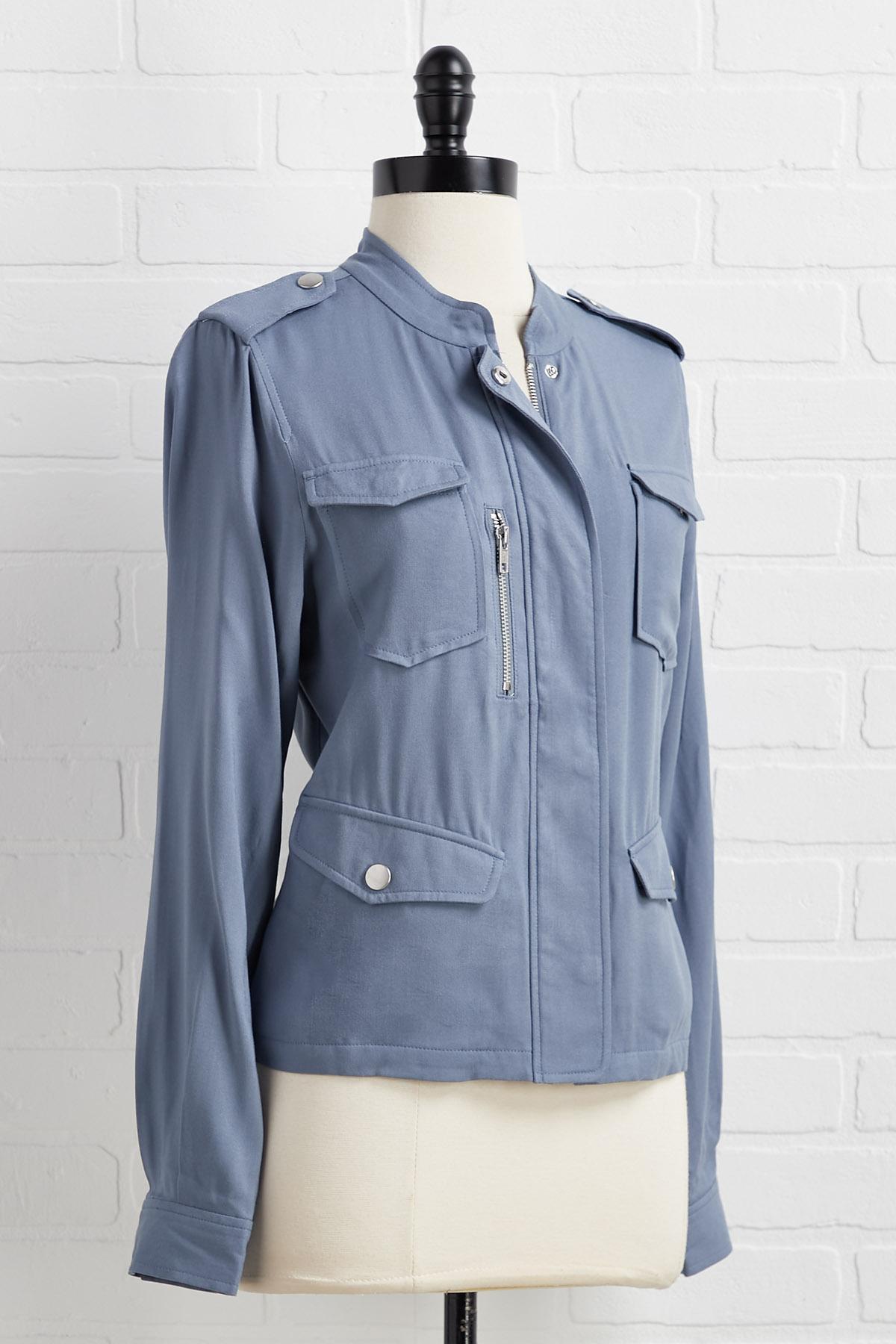 Stone Cold Jacket