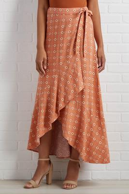 trip to morocco skirt