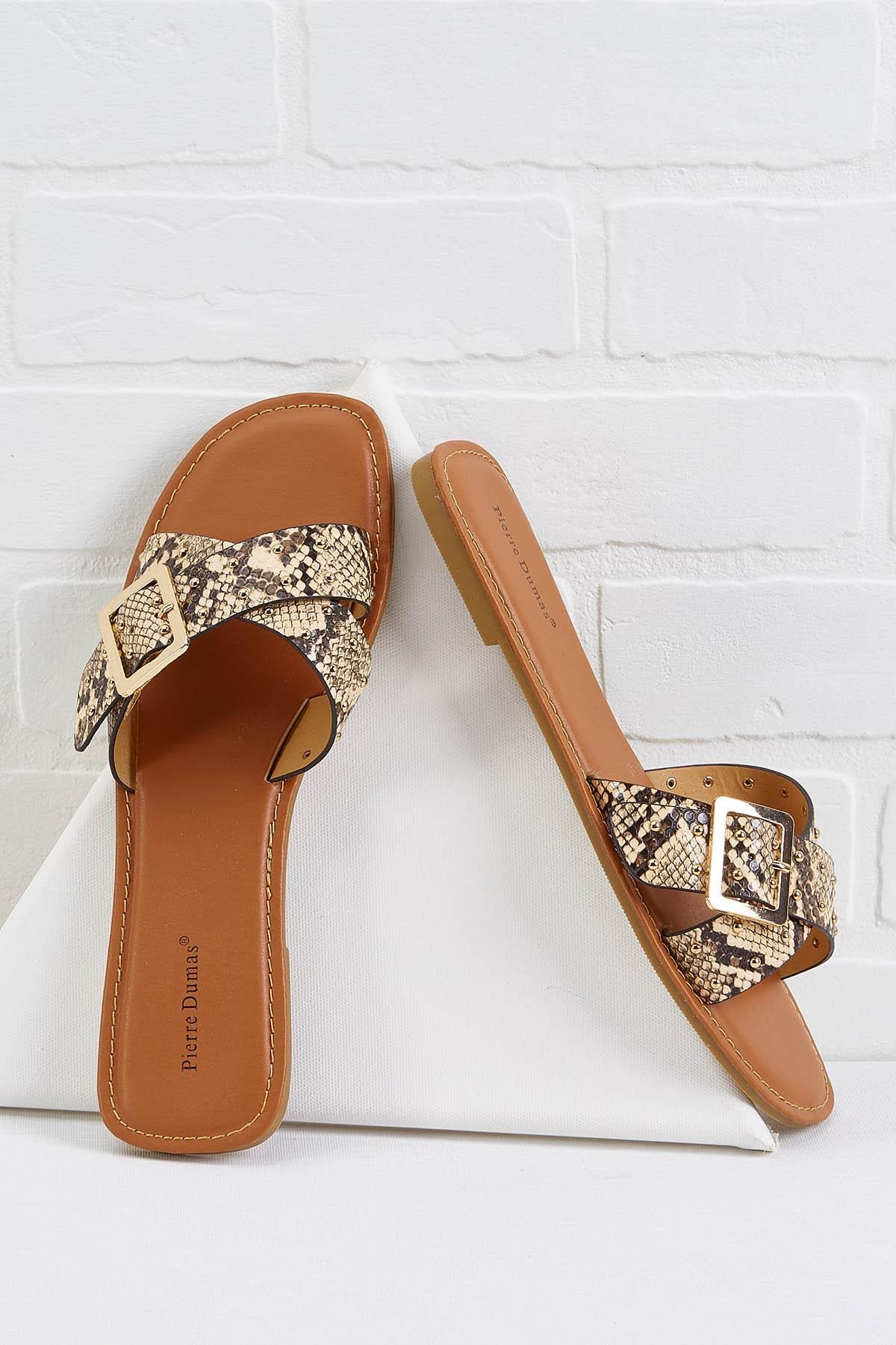 Slitherin ` Into Spring Sandals