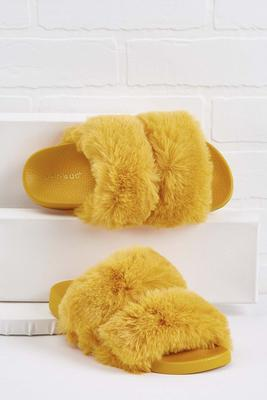 extra fluffy slides