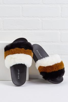 neopolitan furry slides