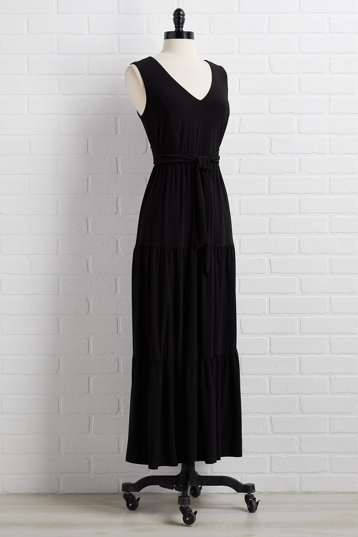 Take It To The Maxi Dress