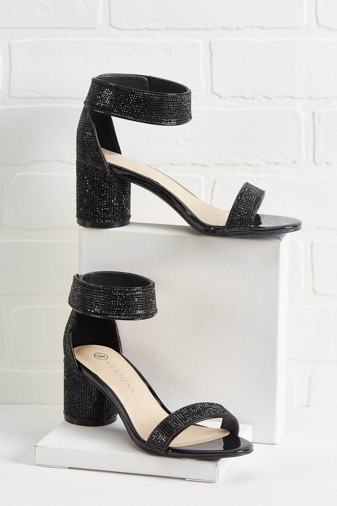 Bring On The Bling Heels