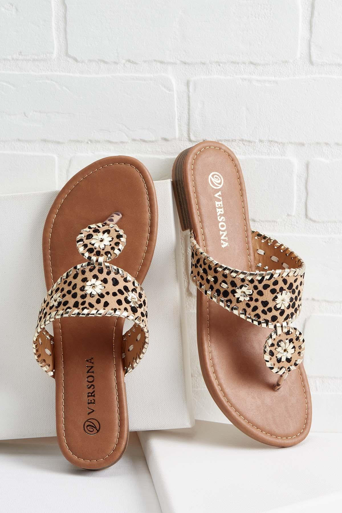 Back To The Sand Sandals