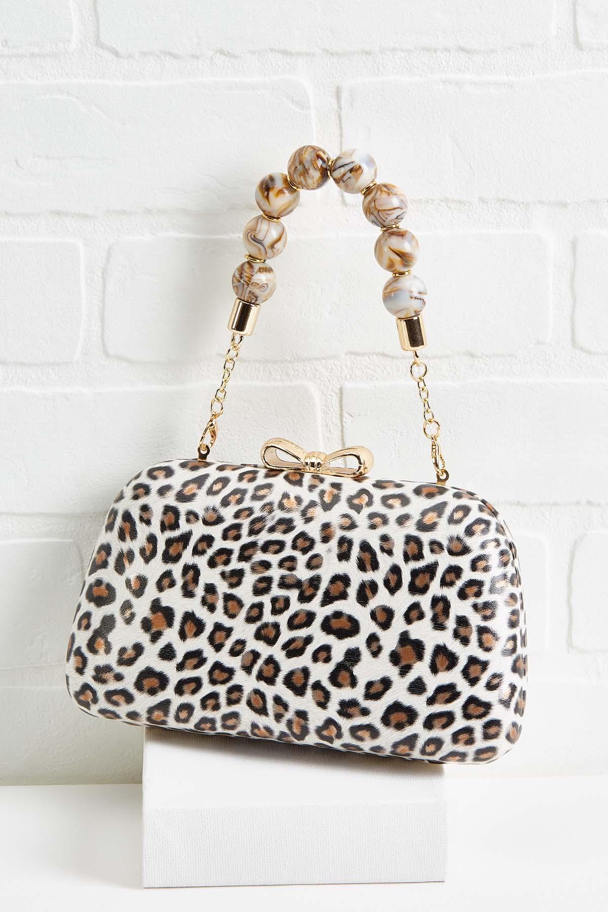 Lovely Leopard Purse