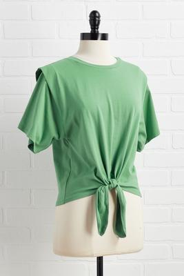 spring ahead top