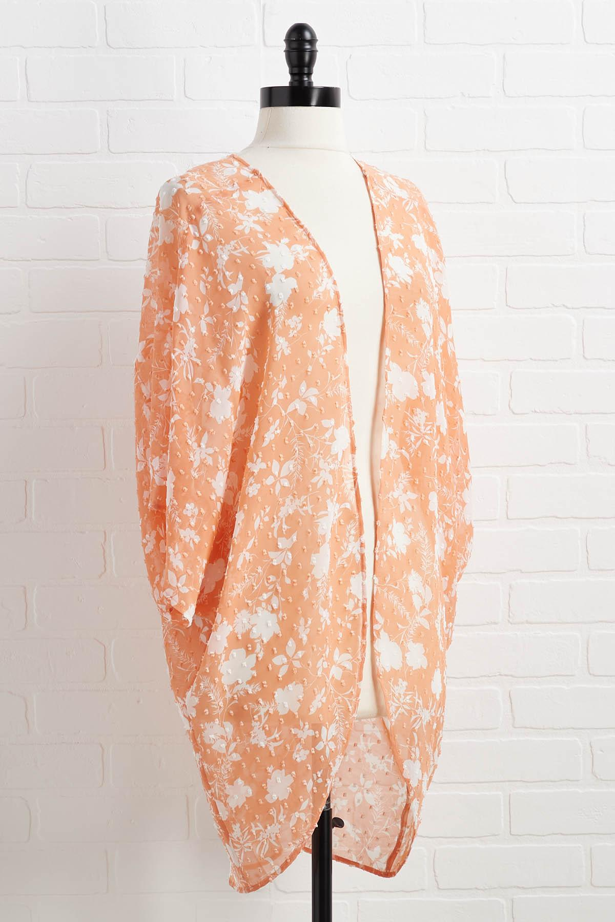 Melon Little Things Kimono