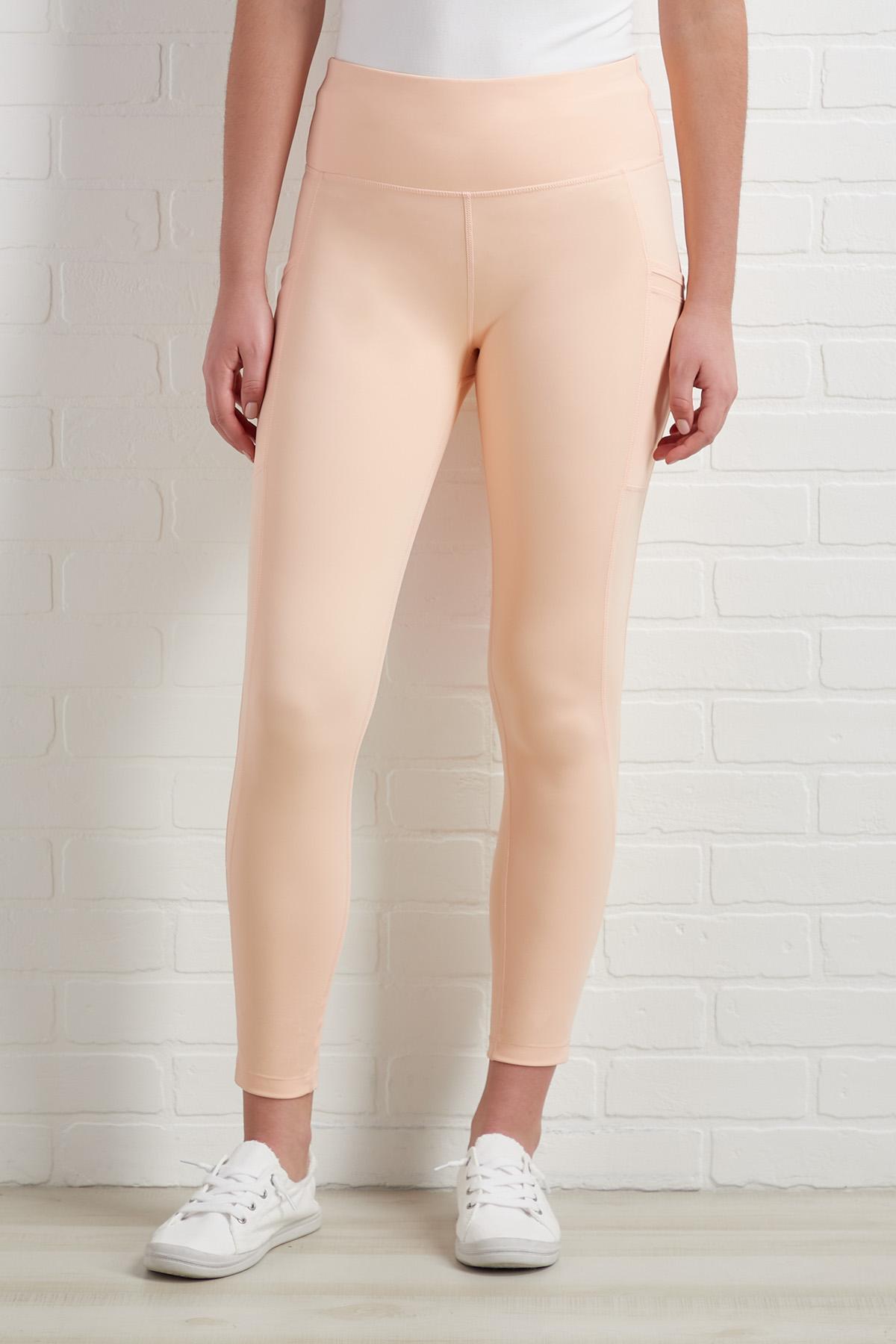 Georgia Peach Leggings