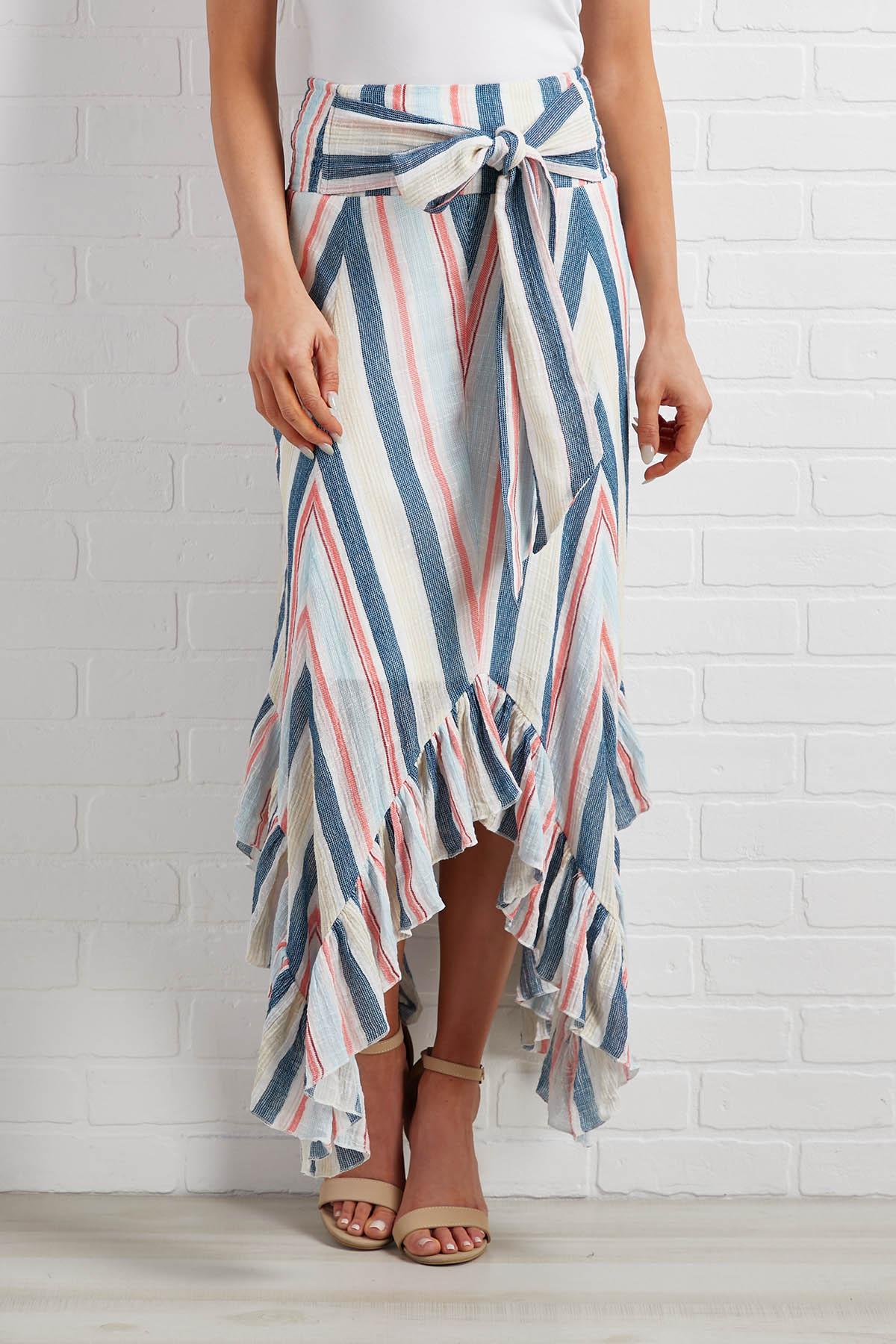 Beach Club Skirt