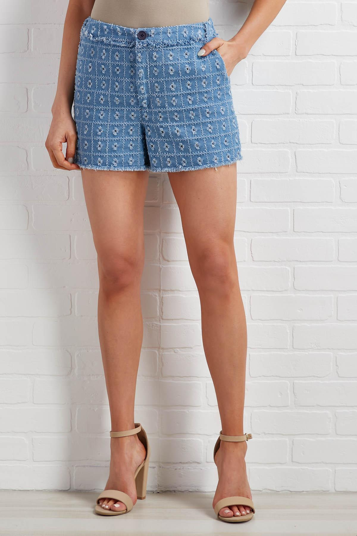 A Lot To Fray Shorts