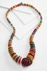 Colorful Donut Necklace